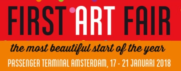 logo First Art Fair 2018 The Netherlands