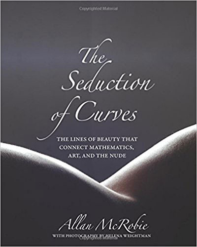 Book cover The Seduction of Curves by Allan McRobie